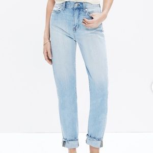 Madewell The Perfect Summer Jeans size 28
